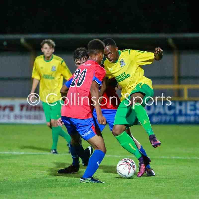 18/07/17 - Thurrock FC 1-1 Dagenham & Redbridge XI
