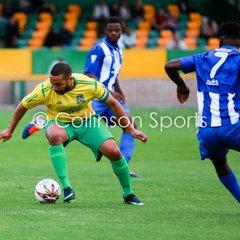 01/08/17 - Thurrock FC 3-0 Bishop's Stortford