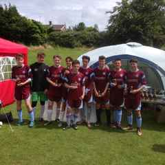 Hammers win the Dexters Tournament  10/7/16
