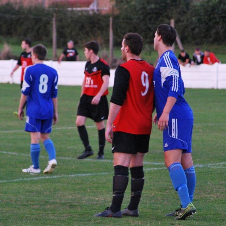 Match Report: Pinxton 5-2 Linby<