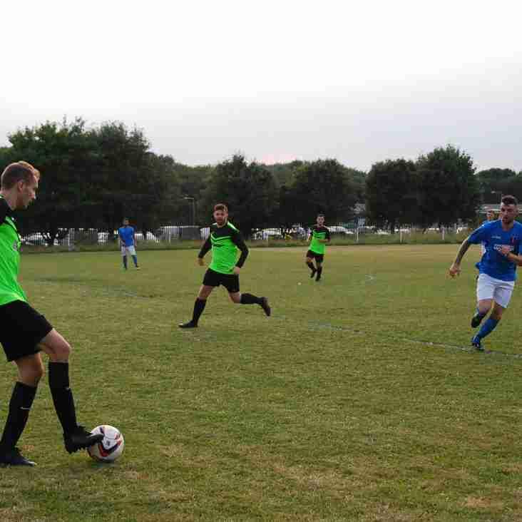 Match Report: Kimberley Miners Welfare 2-1 Blidworth Welfare