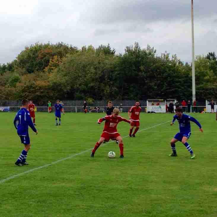 Match Report: Blidworth Welfare 1-0 Matlock Town Reserves