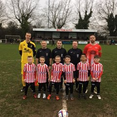Mascots v Melksham 20th Jan 2018