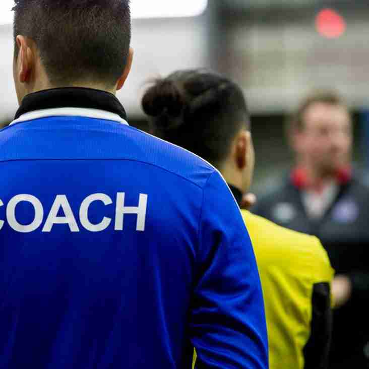 New coach wanted