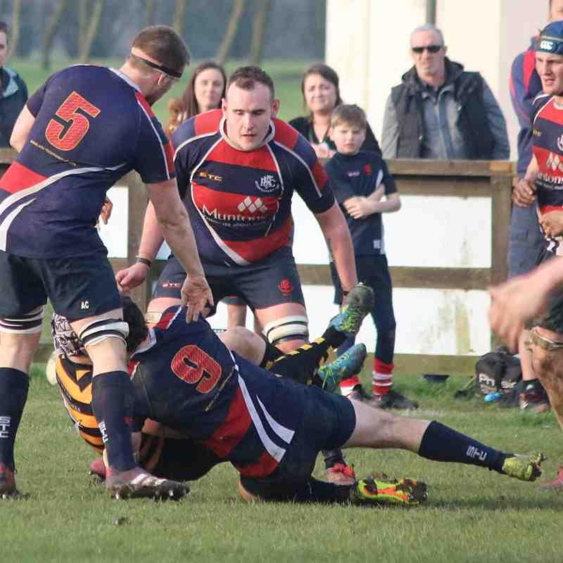 1st XV vs Southwold 11/03/17
