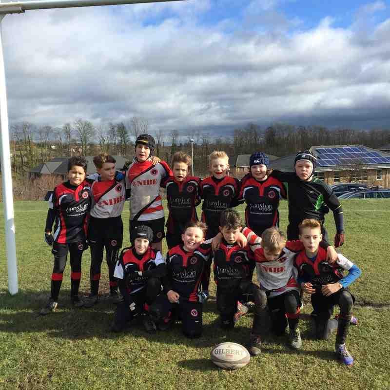 Under 10's team - 2015