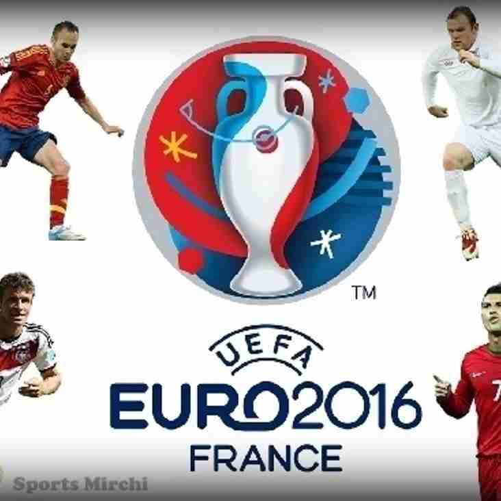 Euro 2016 at RCC