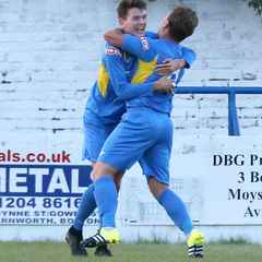 Radcliffe Borough 3-4 Mossley A.F.C match report 16/08/2016