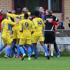 Droylsden F.C 4 - 4 Radcliffe Borough 20/08/16 match report