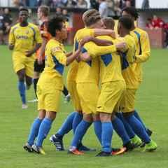 Prescott Cables F.C 1-1 Radcliffe Borough match report 27/08/16