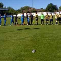 Radcliffe Borough 2-0 Trafford match report 29/08/2016