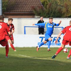 Radcliffe Borough 5-1 Goole AFC 15/10/16