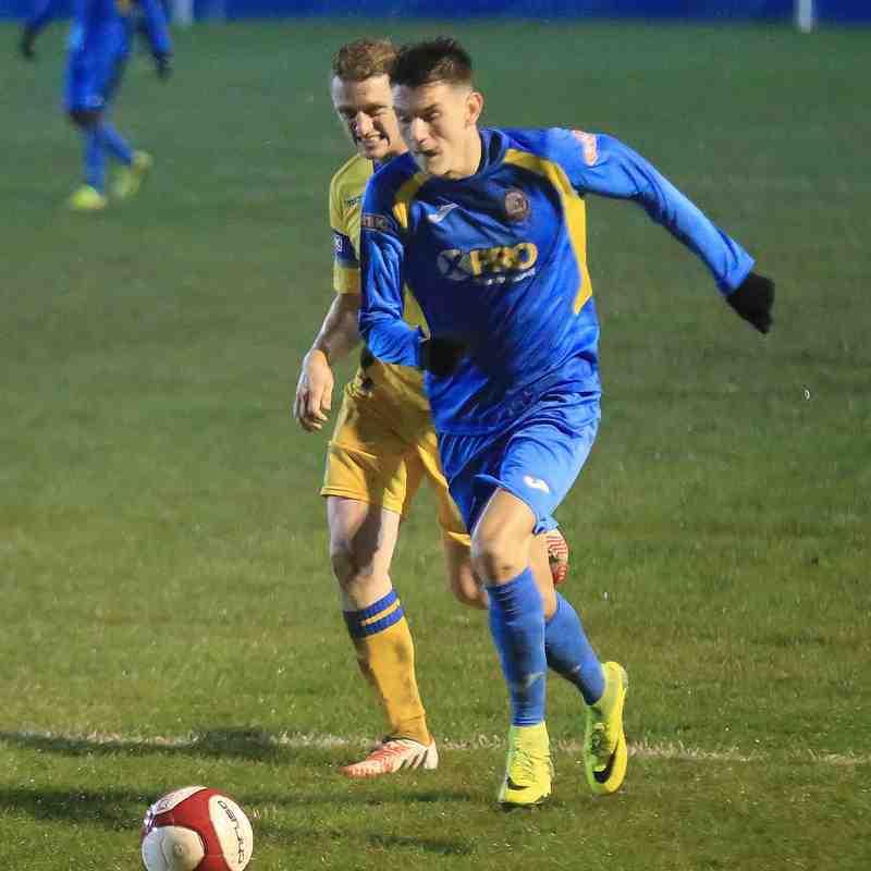 Radcliffe Borough 3-0 Lancaster City 8/11/16