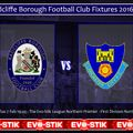 Lancaster City 3-1 Radcliffe Borough match report