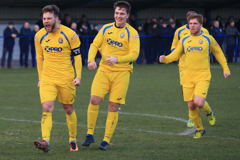 Back in business: Glossop North End 2-4 Radcliffe Borough match report 18/2/2017