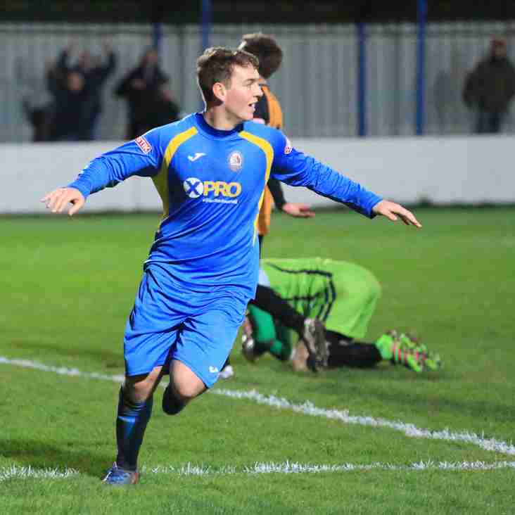 Professional performance does the trick: Radcliffe Borough 2-1 Ossett Albion