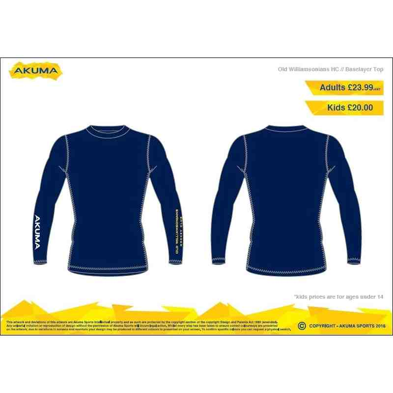 Base Layer - Adult