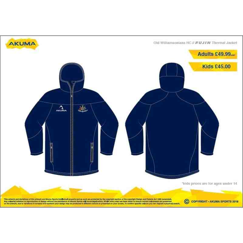 Thermal Jacket - Adult