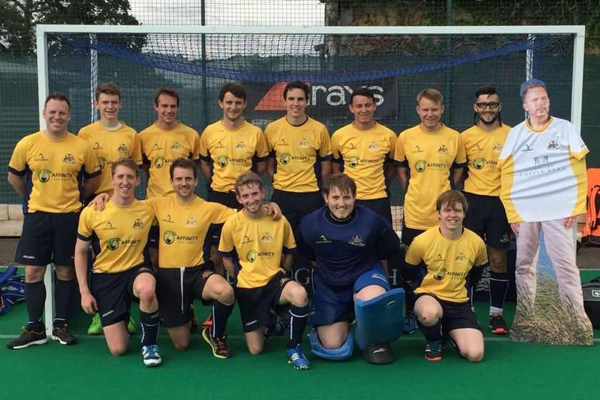1st Team lose to Brighton & Hove 2 2 - 3