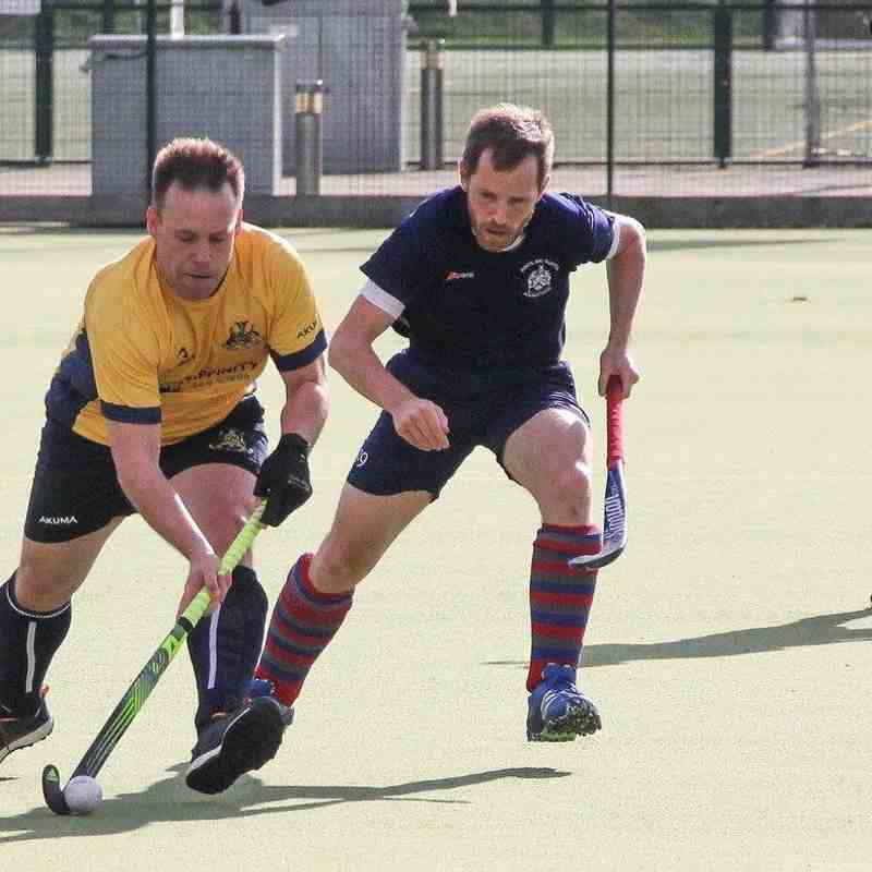 Men's 1s - Kings Alleyn Away 16-17