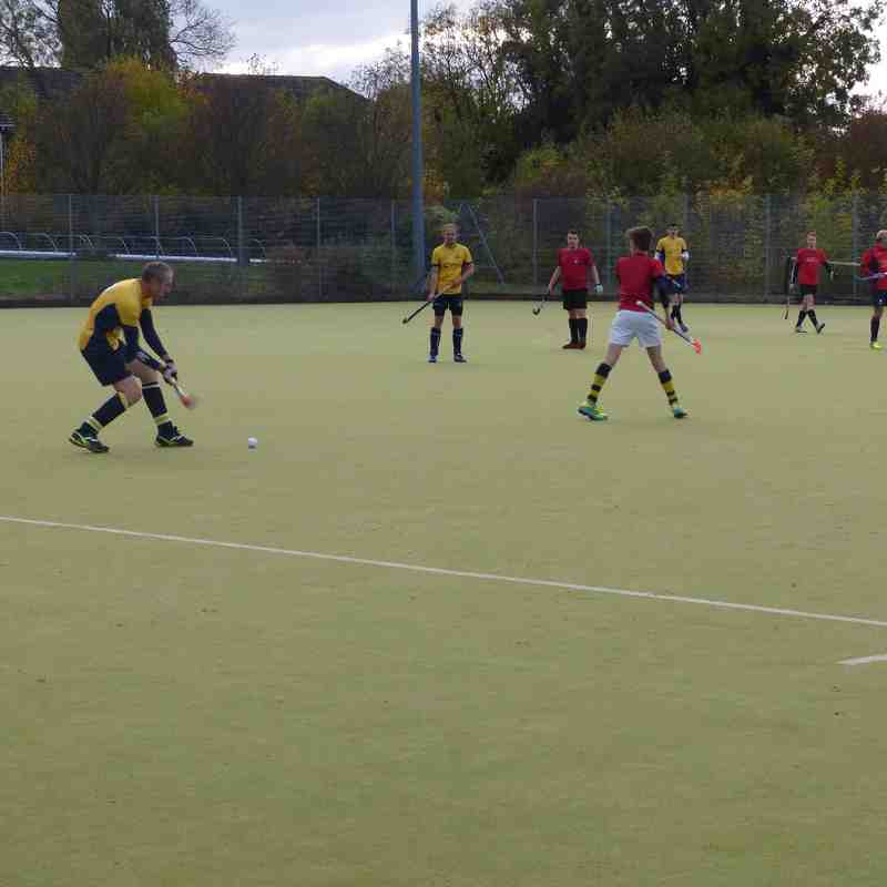 Mens 4s v Blackheath 6s - 05/11/16