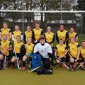 2nd Team lose to Canterbury 3a 6 - 1