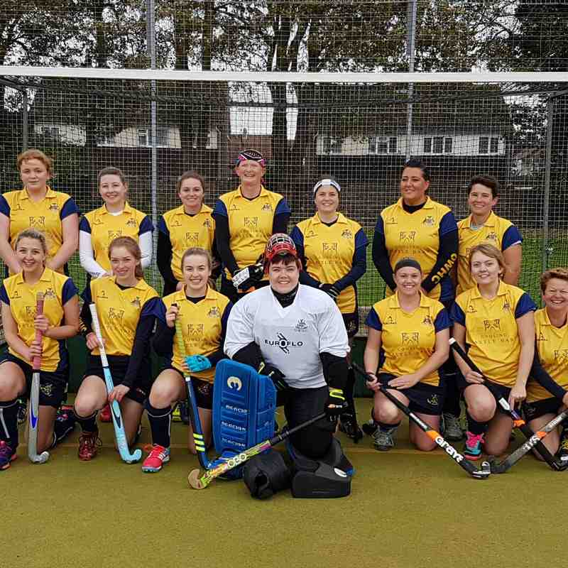 Ladies 2 Team 16/17