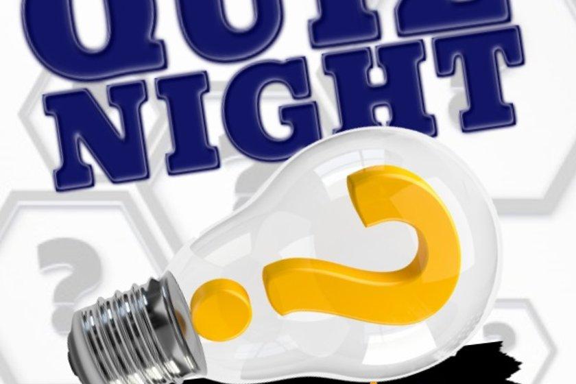Quiz Night - 11th November 2017