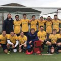 1st Team beat Old Bordenians 1 1 - 0