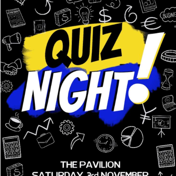 OWHC Quiz Night - 3rd November