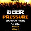 Band Night – OWHC Presents Beer Pressure