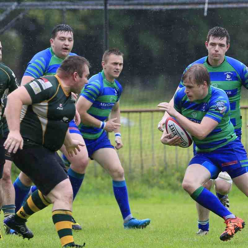 2nd XV v Helensburgh - 20th August 2016