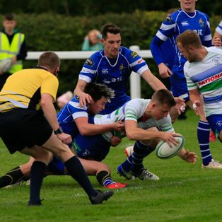 Bulls Tamed by Jedforest Power Play