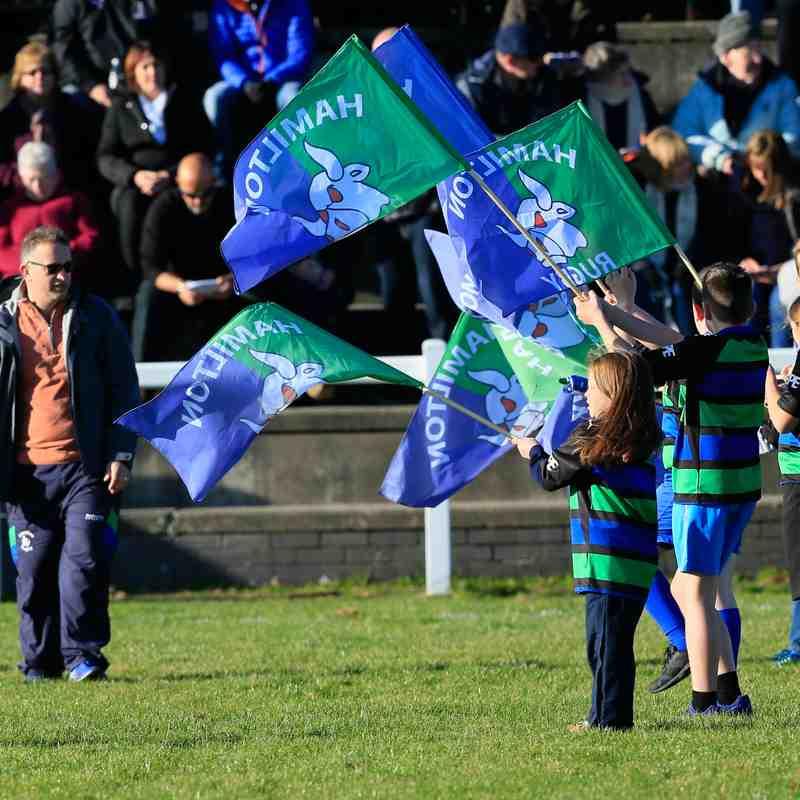 1XV Aberdeen Gramar 27-10-18