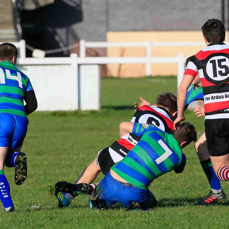 U18 Stirling 10-11-18
