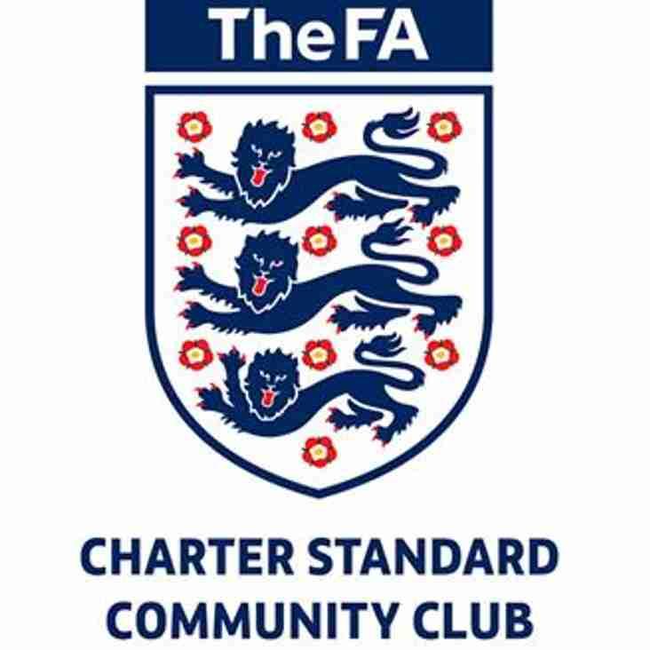 Alphington Youth FC Gains - FA Community Club Status
