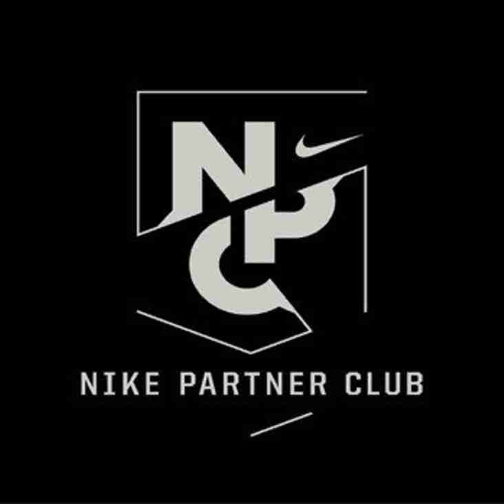 New Nike Partner Club Shop