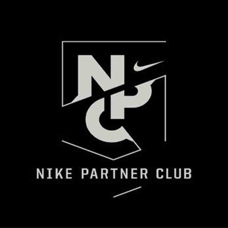 New Nike Partner Club Shop