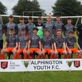 Alphington Youth U16 vs. CUP TBC Home or Away