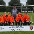 Whipton vs. Alphington U8