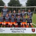 U12 - Alphington Aces beat The Spitfires U12 0 - 6