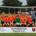 U10 - Alphington Avengers beat Copplestone 0 - 5