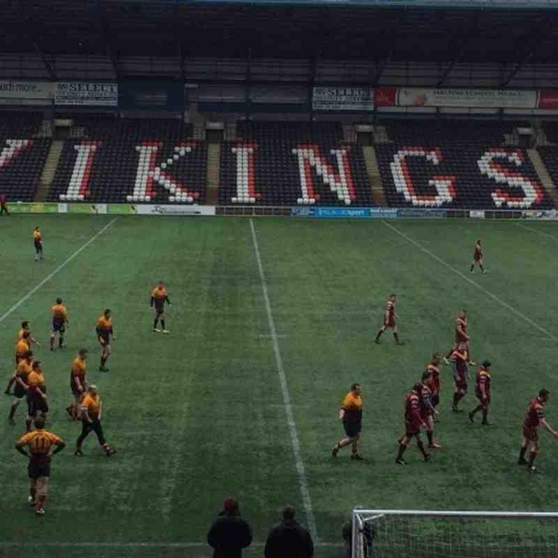 1st XV at Widnes Stadium v Birchfield