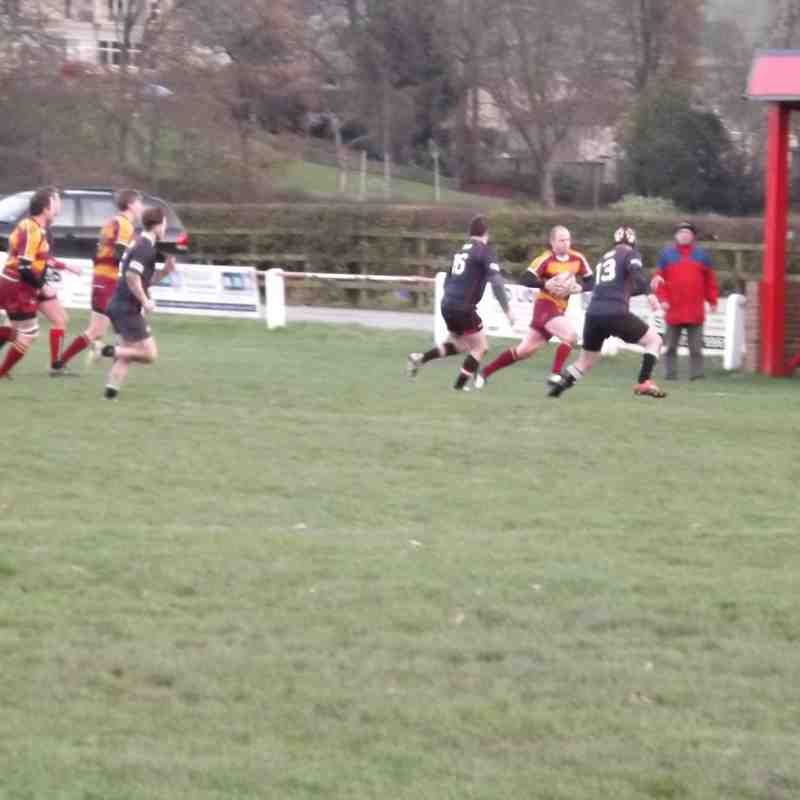 XV v Skipton away