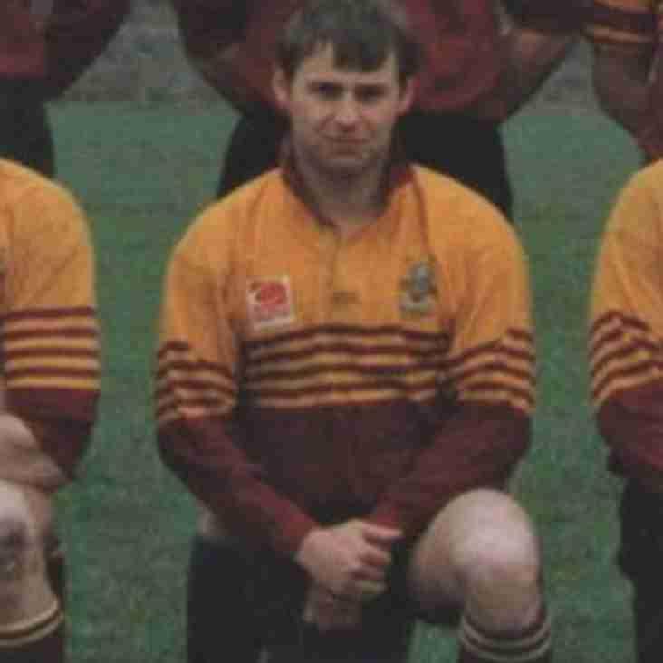 Former 1st XV Captain Malcolm Heanan