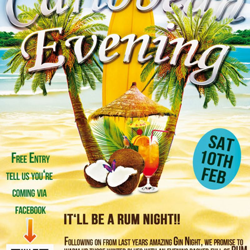 Caribbean Evening February 10th