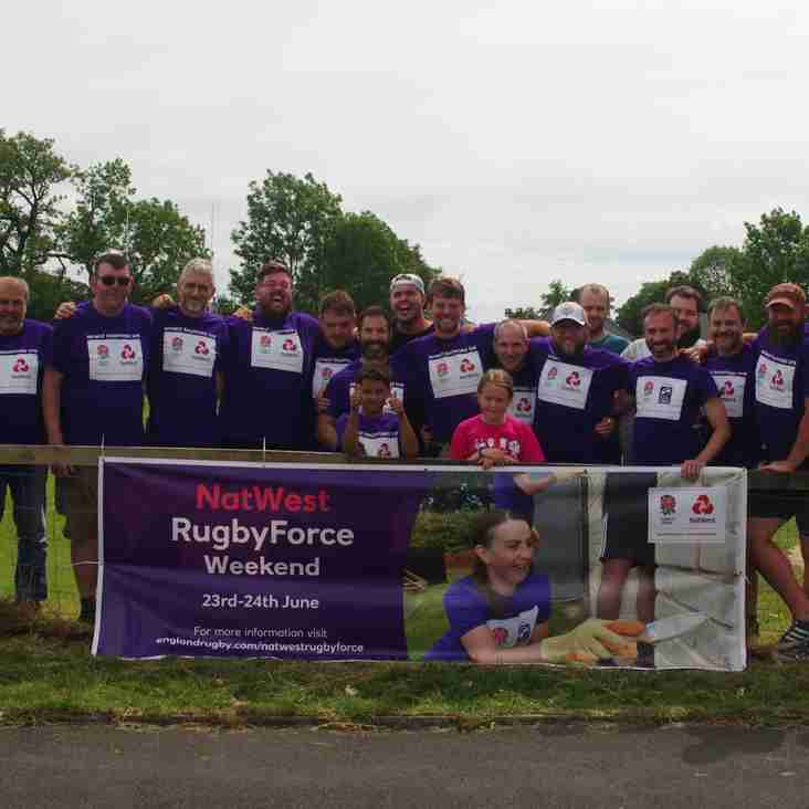 RugbyForce Roundup