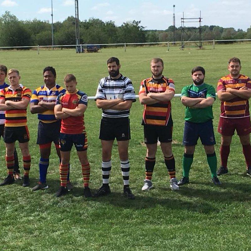 Lancashire County League Launch Day