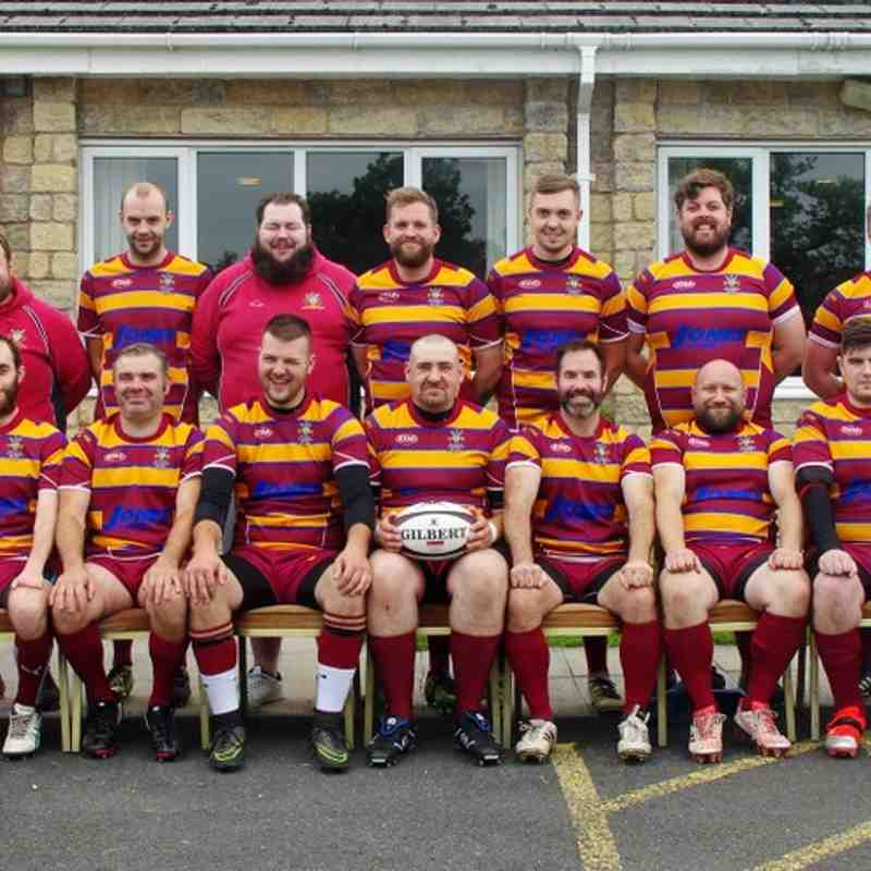 2nd XV v Bolton 3. 1st Sept 18