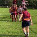 Kirk's mighty maroons march on.
